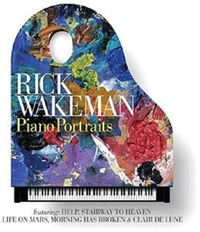 Piano Portraits by Rick Wakeman