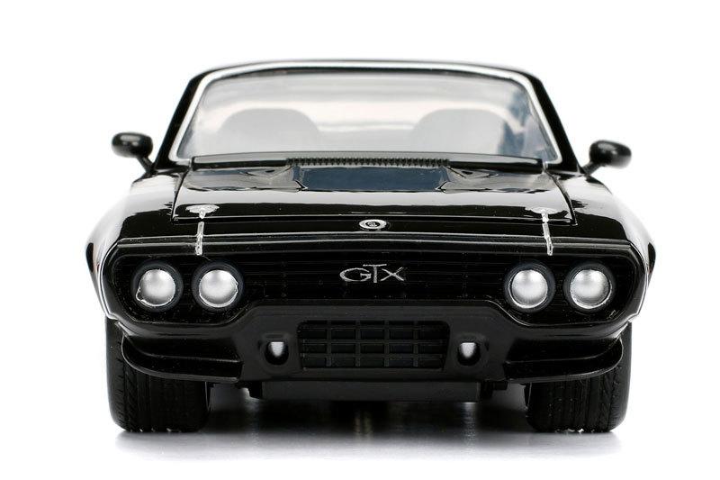 Jada: 1/24 Dom's Plymouth GTX Diecast Model image