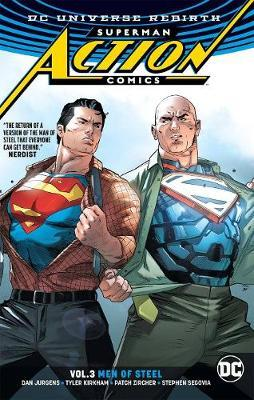 Superman Action Comics Vol. 3 (Rebirth) by Dan Jurgens