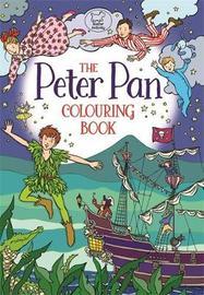 The Peter Pan Colouring Book by Ann Kronheimer