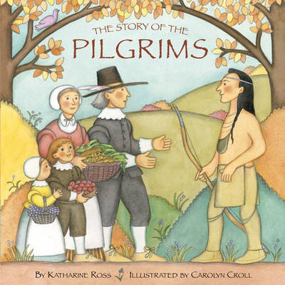 Story Of The Pilgrims by Katharine Ross image