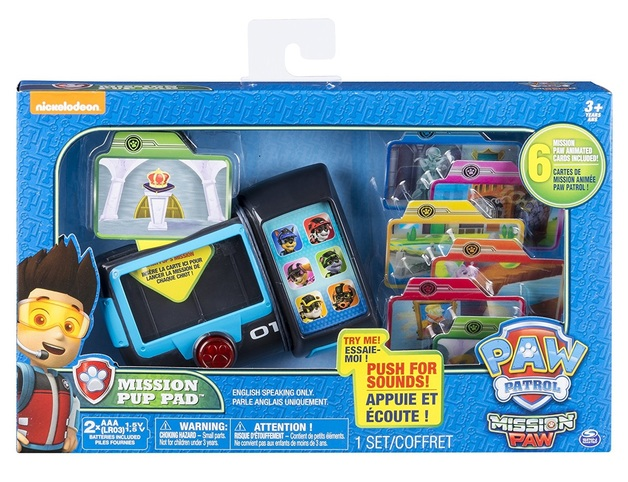 Paw Patrol: Mission Paw - Electronic Pup Pad