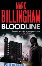 Bloodline by Mark Billingham image
