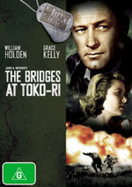 The Bridges At Toko-Ri (Repackaged) on DVD