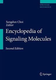 Encyclopedia of Signaling Molecules image