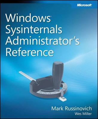 Windows Sysinternals Administrator's Reference by Mark E. Russinovich image
