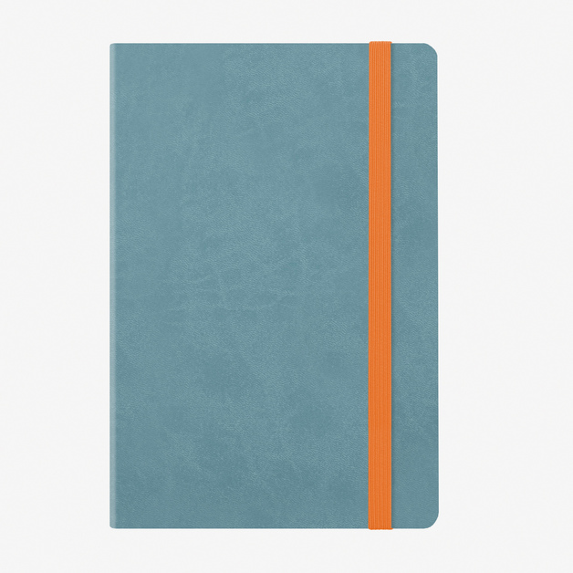 Legami: Large Weekly & Daily 12 Month 2020 Diary - Blue Grey
