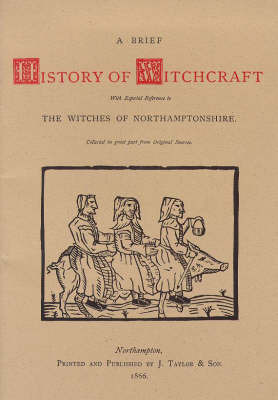 A Brief History of Witchcraft image