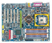 Gigabyte GA-8I875 Motherboard refurbish