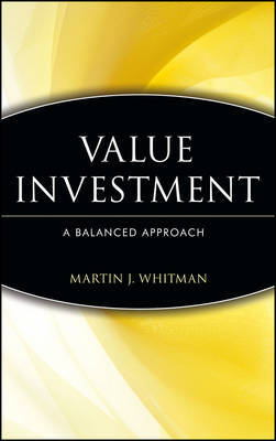 Value Investing by Martin J Whitman image