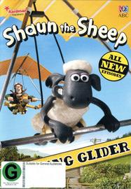 Shaun the Sheep: Hang Glider on DVD
