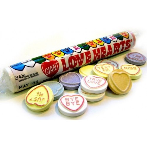 Giant Love Hearts (38g)