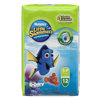 Huggies Little Swimmers Swimpants - Small 7-12kg (12)