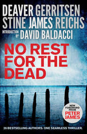 No Rest for the Dead by Jeffrey Deaver image