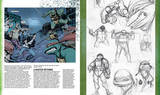 TMNT: The Ultimate Visual History by Andrew Farago