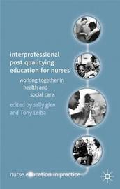Interprofessional Post Qualifying Education for Nurses image