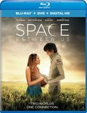 The Space Between Us on Blu-ray