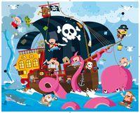 Sassi Book and Puzzle (Pirates) image