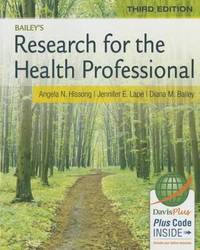 Research for the Health Professional 3e by Angela Hissong
