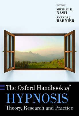 The Oxford Handbook of Hypnosis image