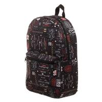 Harry Potter: Gryffindor Icon - Print Backpack