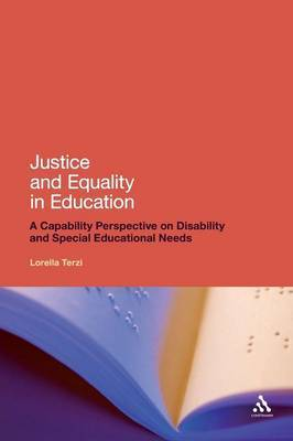 Justice and Equality in Education by Lorella Terzi image