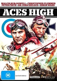 Aces High on DVD