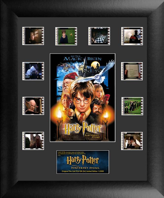 FilmCells: Mini-Montage Frame - Harry Potter (Sorcerer's Stone) image