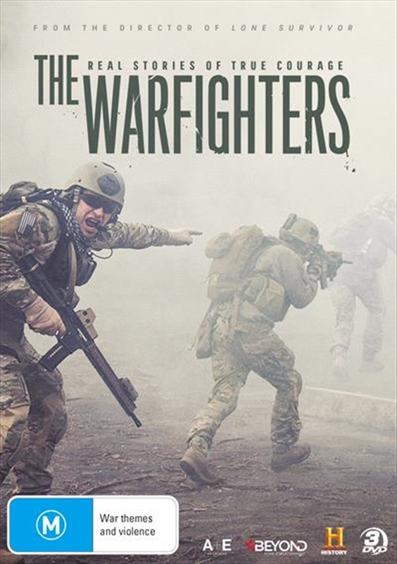 The Warfighters on DVD