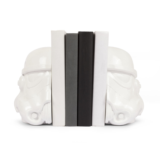 Star Wars: Stormtrooper Book Ends