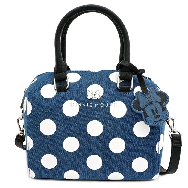 Loungefly: Mickey Mouse - Minnie Polka Crossbody