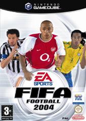 FIFA 2004 for GameCube