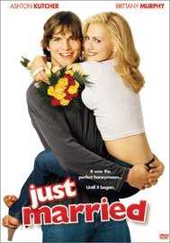 Just Married on DVD image