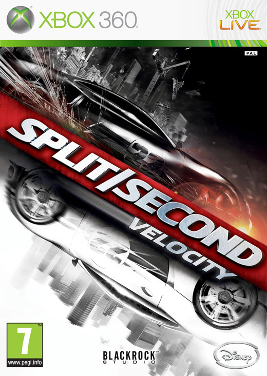 Split/Second for Xbox 360