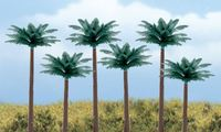 Woodland Scenics Palm Trees (6 pack)