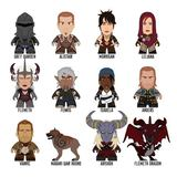 Dragon Age Titan Mini Vinyl Figure (Blind Assorted)