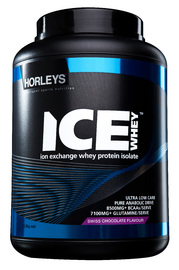 Horleys ICE Whey Protein Isolate - Swiss Chocolate (1.3kg)