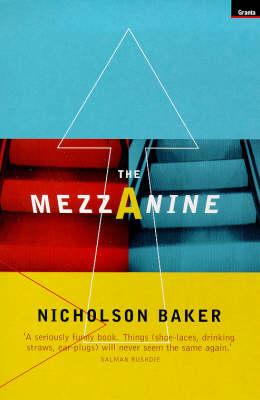 The Mezzanine by Nicholson Baker image