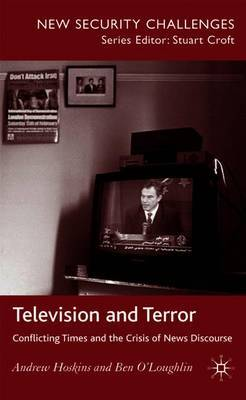 Television and Terror by Andrew Hoskins image