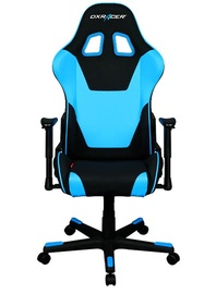 DXRacer Formula FD101 Series Gaming Chair (Black and Blue) for