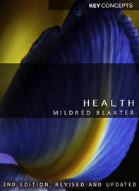 Health by Mildred Blaxter image