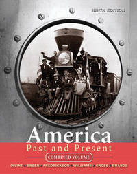 America Past and Present: Combined Volume by Robert A Divine image