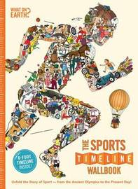 The Sports Timeline Wallbook by Christopher Lloyd