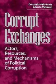 Corrupt Exchanges by Donatella della Porta