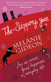 The Slippery Year by Melanie Gideon image
