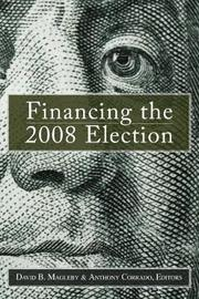 Financing the 2008 Election image