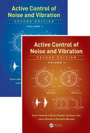 Active Control of Noise and Vibration by Colin Hansen