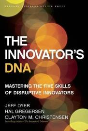 The Innovator's DNA by Jeff Dyer