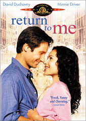 Return To Me on DVD
