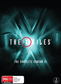 X-Files - Season 11 on DVD